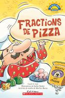 Fractions de pizza