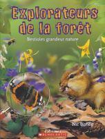 Explorateurs de la forêt