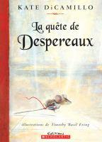 La quête de Despereaux