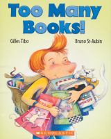 Too Many Books!
