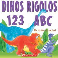 Dinos rigolos 123, ABC