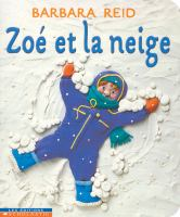 Zoe et la neige
