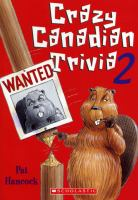 Crazy Canadian Trivia 2