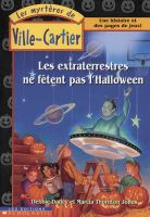 Les Extraterrestres Ne Fetent Pas L'Halloween