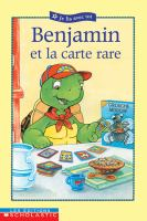 Benjamin et la carte rare