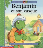 Benjamin et son casque