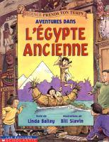 Aventures dans l'Egypte ancienne