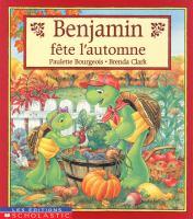 Benjamin fete l'automne