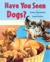 Have You Seen Dogs?