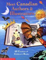 Meet Canadian Authors & Illustrators