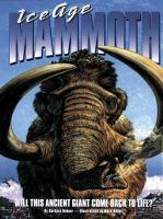Ice Age Mammoth
