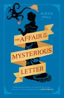 Media Cover for Affair of the Mysterious Letter