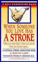 When Someone You Love Has A Stroke