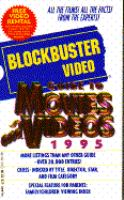 Blockbuster Entertainment Guide to Movies and Videos