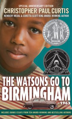 The Watsons Go To Birmingham--1963(book-cover)