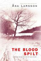 The Blood Spilt