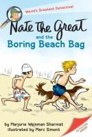 Nate the Great and the Boring Beachbag