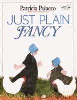 Just Plain Fancy