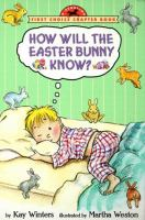 How Will the Easter Bunny Know?