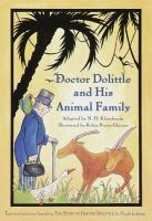 Doctor Dolittle and His Animal Family