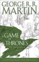 A Game of Thrones, the Graphic Novel