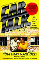 Car Talk With Click And Clack, The Tappet Brothers