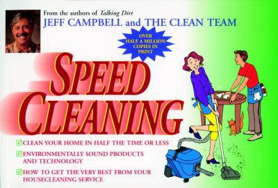 Cover image for Speed Cleaning