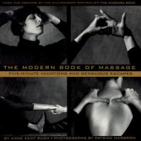 The Modern Book of Massage