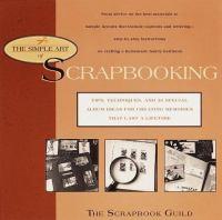 The Simple Art of Scrapbooking