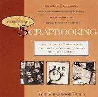 The Simple Art of Scrapbooking