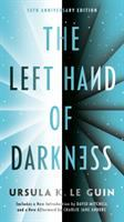 The Left Hand of Darkness book cover