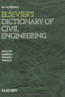 Elsevier's Dictionary of Civil Engineering