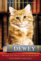 Cover of Dewey: the Small Town Libr