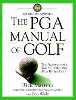 The PGA Manual Of Golf