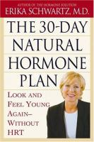 The 30-day Natural Hormone Plan
