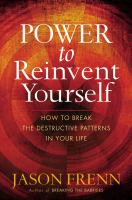 Power to Reinvent Yourself
