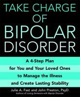 Take Charge Of Bipolar Disorder