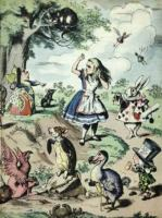 Alice in Wonderland, and Through the Looking Glass