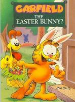 Garfield, The Easter Bunny?