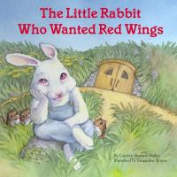 the little rabbit who wanted red wings book cover