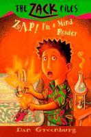 Zap! I'm A Mind Reader