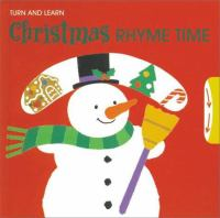 Turn and Learn Christmas Rhyme Time