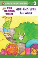 Hide-and-seek All Week