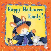 Happy Halloween, Emily!
