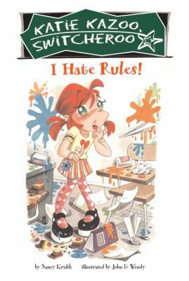 Cover image for I Hate Rules!