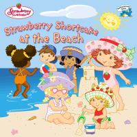 Strawberry Shortcake at the Beach