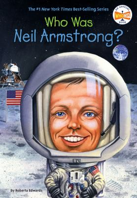 Who was Neil Armstrong?(book-cover)