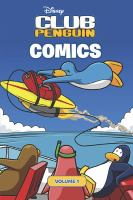 Club Penguin Comics, Volume 1