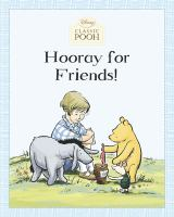 Hooray for Friends!