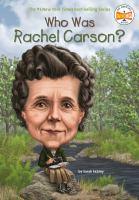 Who Was Rachel Carson